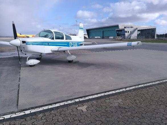 Endnu et nyt klubfly i Billund Motorflyveklub